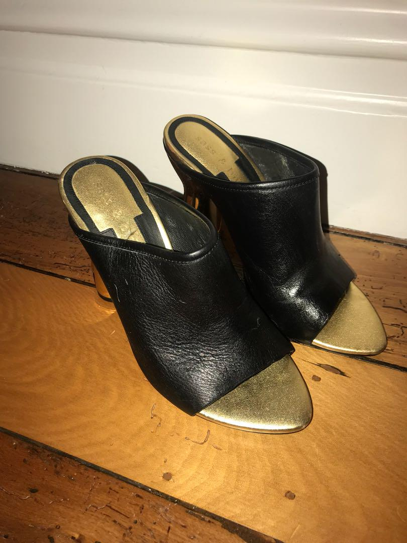 Sass and Bide Mules