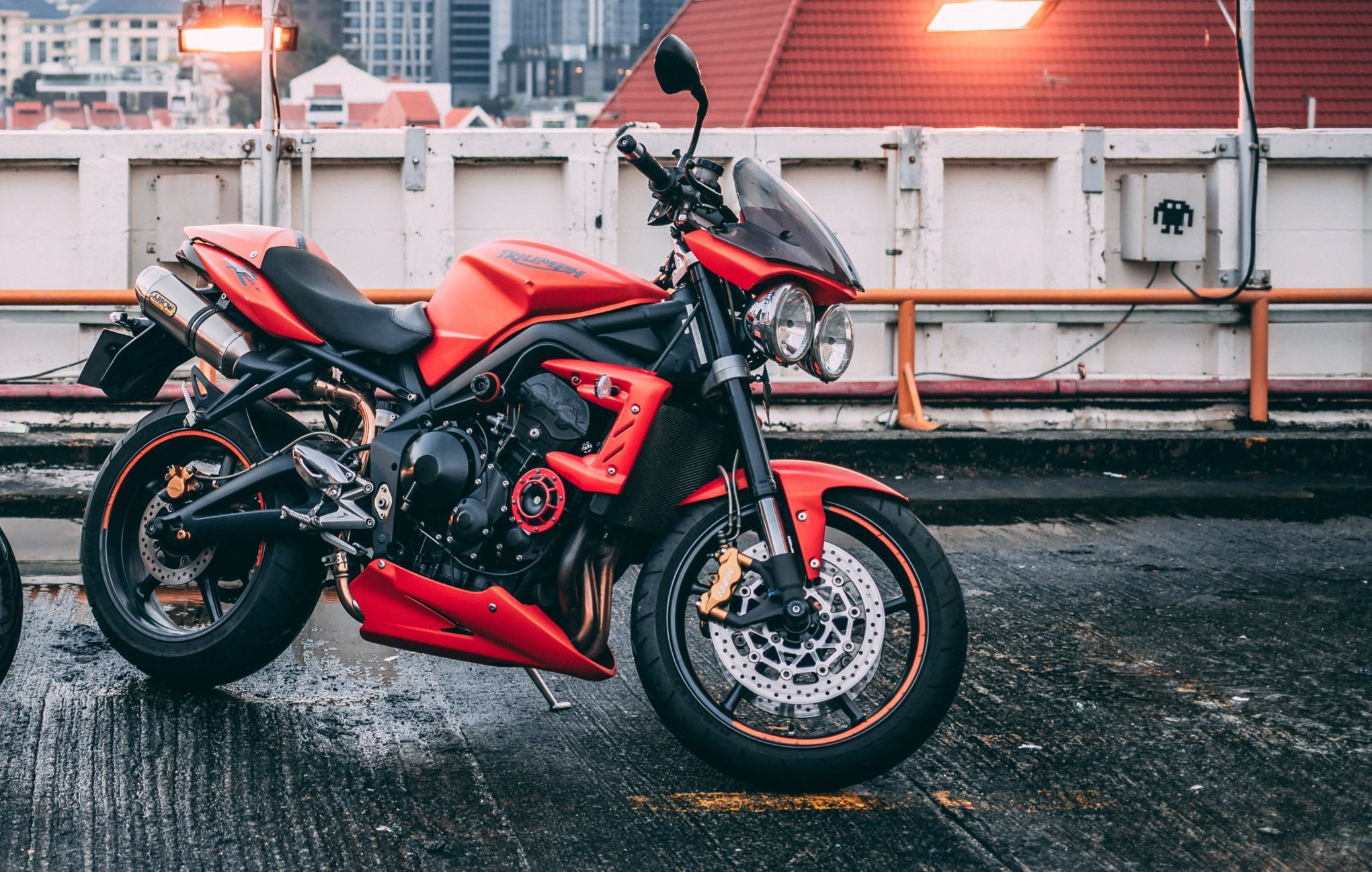 Triumph Street Triple R 675 Motorbikes Motorbikes For Sale Class
