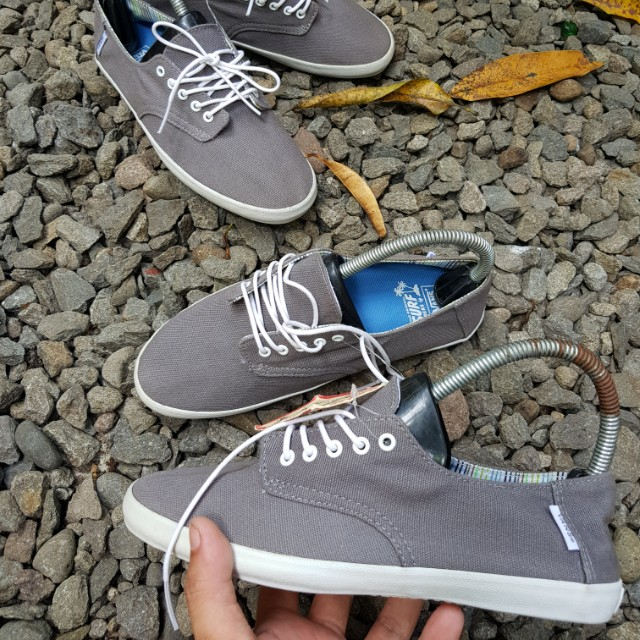 vans surf siders shoes