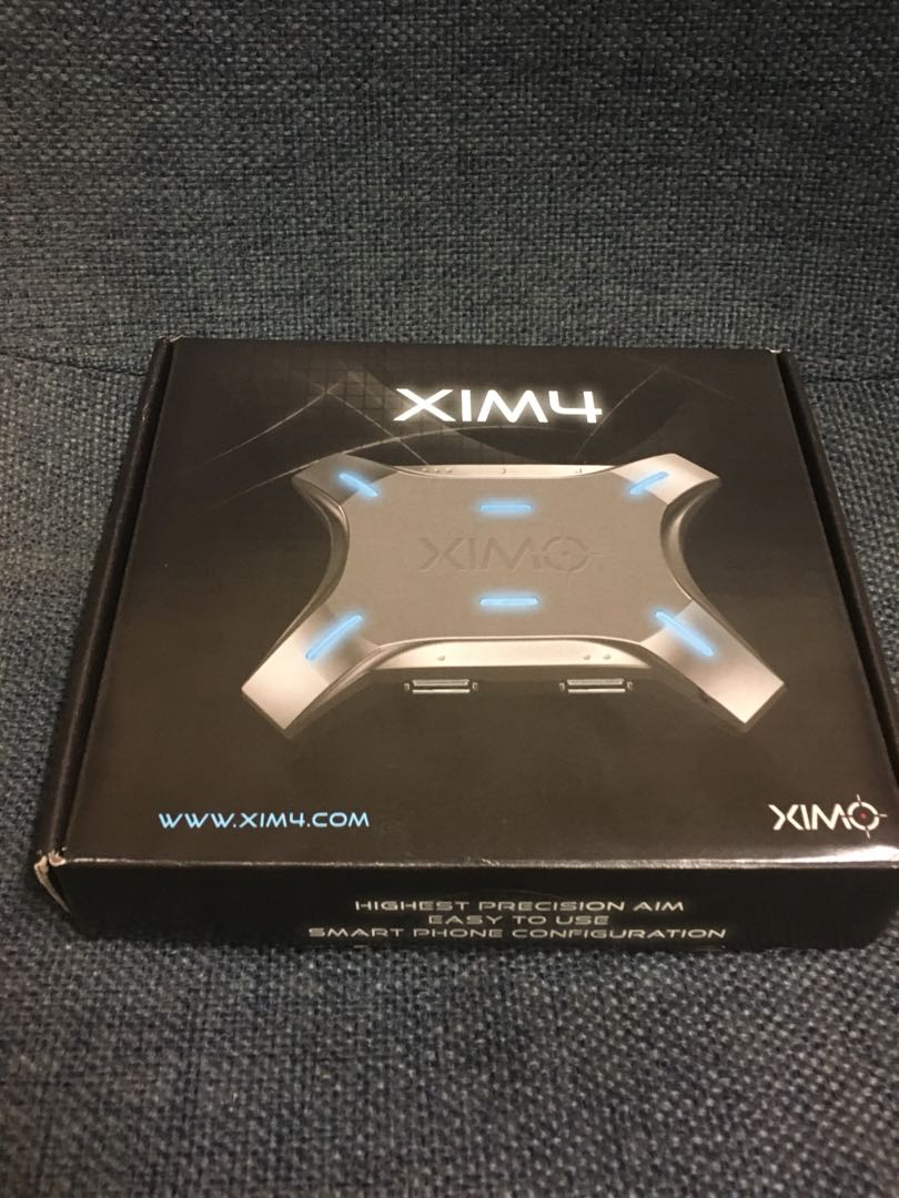 Xim4 Keyboard Adapter for Ps4/Ps3/XboxOne/PC