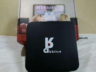 🚚 Rabbits 視訊盒