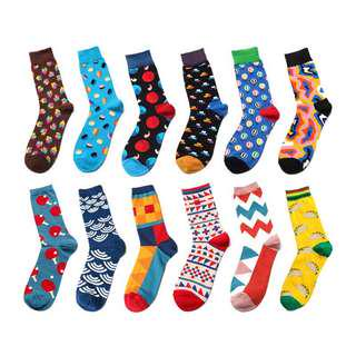 Unisex Funky Socks