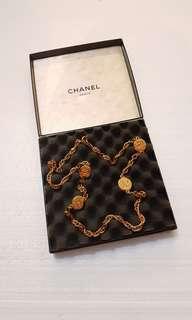 Chanel Vintage 長頸鏈