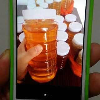 深山自養蜂蜜,蜜糖绝不添加任何添加剂,2斤,18o元