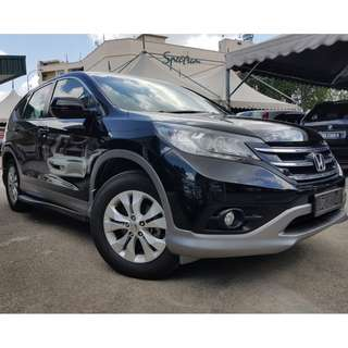 Honda CRV 2.0 (A) 4WD 2014