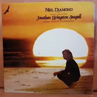 Neil Diamond  - Jonathan Livingston Seagull OST Vinyl Record