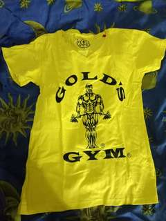 Kaoes gold gym kuning