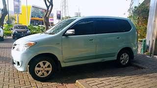 Toyota avansa 2009