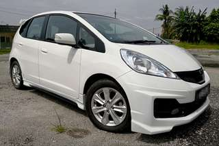 2012 Honda JAZZ HYBRID 1.3 (A) TIP   TOP CONDITIONER