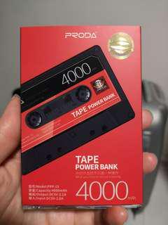 4000mAh portable power bank