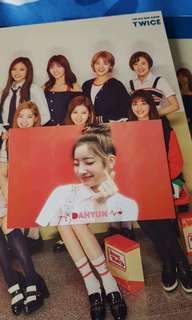 Twice dahyun signal thai edition album