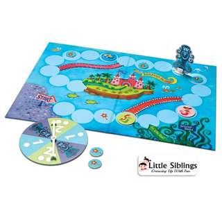 Peaceable Kingdom - Cooperative game - Mermaid Island