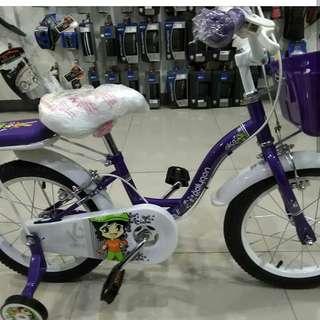 Sepeda polygon anak
