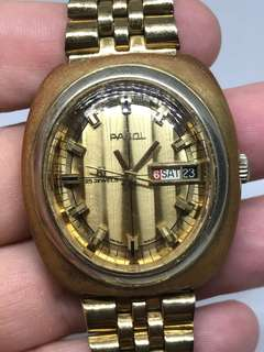Vintage Pagol watch
