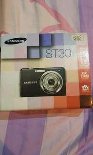 Samsung Digital Camera ST30