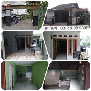Dijual Cash Rumah Murah dibawah harga pasaran Cileungsi Bogor