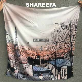 ALIFF BY SHA Scarves