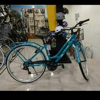 Sepeda keranjang