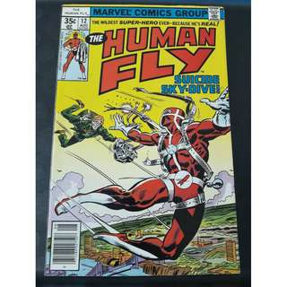 The Human Fly #12