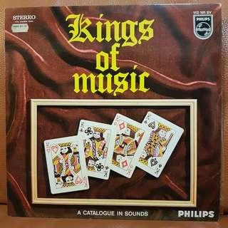Kings Of Music Vinyl Record