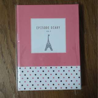 Memo pad set with pen and post its