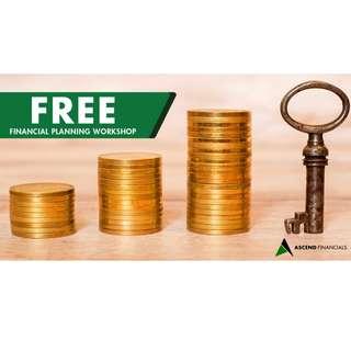 FREE Financial Planning Workshop