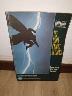 DC Comics Batman The Dark Knight Returns