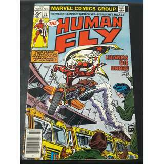 The Human Fly #11