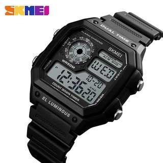 Jam tangan skmei 1335 original plus box