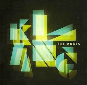 arthcd THE RAKES Klang CD