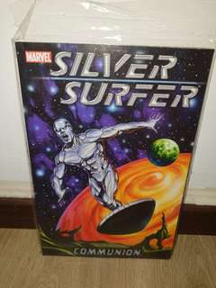 Marvel Comics Silver Surfer Communion