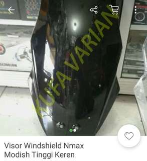 Visor Windshield NMAX