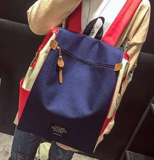 (香港面交減$90)Korean style Pack bag #F41129