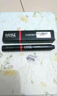 Make Over Cliquematte Lip Stylo: Spotlight