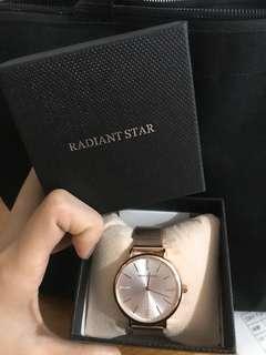 璀璨之星 韓國手錶