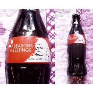 93年美國聖誕版可口可樂玻璃樽一枝