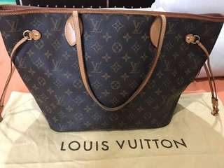 FAST SALE🔥 AUTHENTIC LV NEVERFULL MM