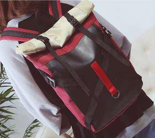 (香港面交減$110)Korean style Pack bag #F41127