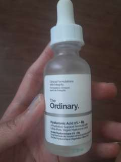 the ordinary serum hyaluronic acid 2%+B5