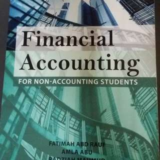 Financial Accounting for Non-Accounting Students