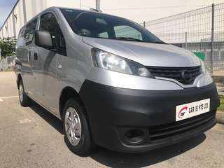 Nissan NV200 1.5 Manual