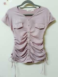 🚚 夏季T恤(粉紅色)