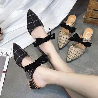 🚚 (預購)氣質尖頭鞋