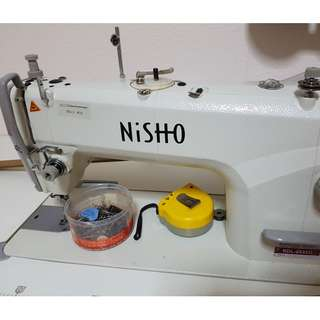 Nisho NDL-8880D Sewing Machine