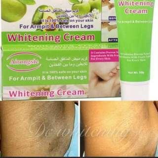 Under Armpit whitener