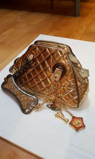 Vivienne Westwood 限量版金色手袋 Gold Project Bag (Special Edition)
