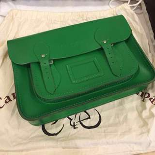 Cambridge satchel company 綠色 包包