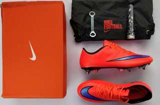 Football Boot Nike Mercurial Vapor X SG