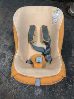 Car Seat under 4 yrs old