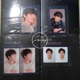 [INSTOCK/WTS/WTT] BTS Love Yourself 轉 Tear Photocard PC/Poster